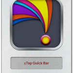 1Tap Quick Bar – Quick Settings