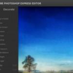 Online bildbehandling