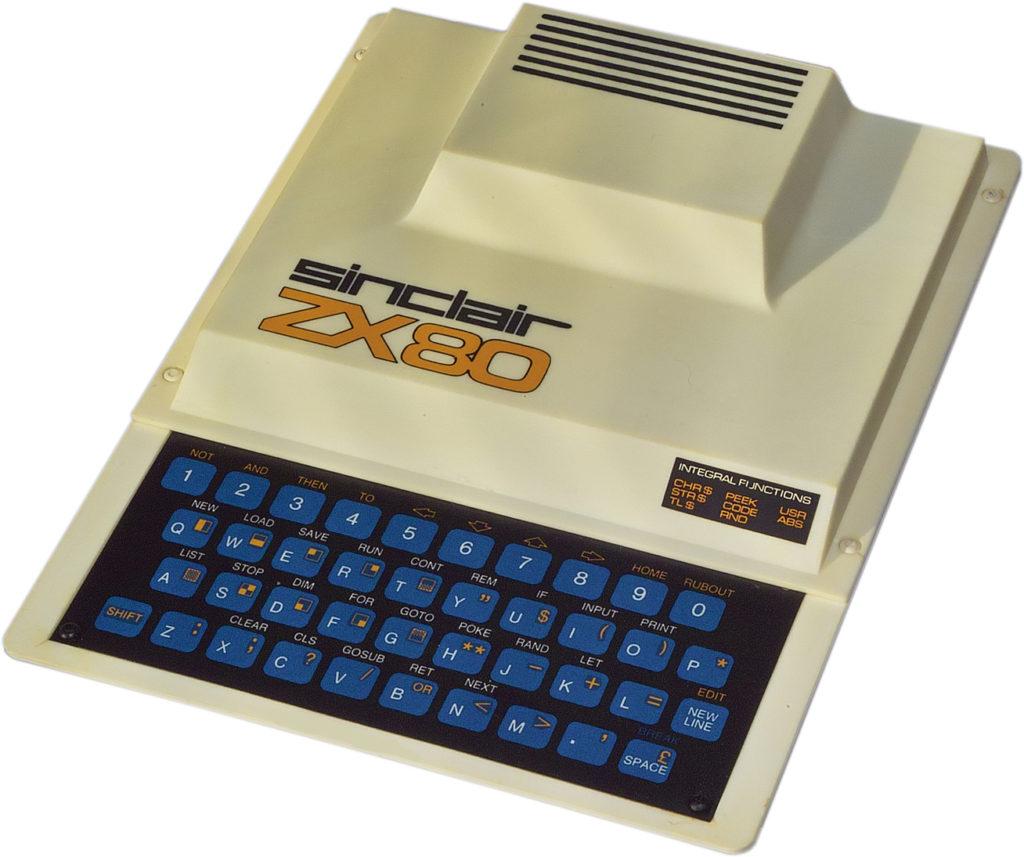 Sinclair ZX-80 (1980)