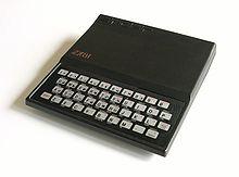 Sinclair ZX-81 (1981)