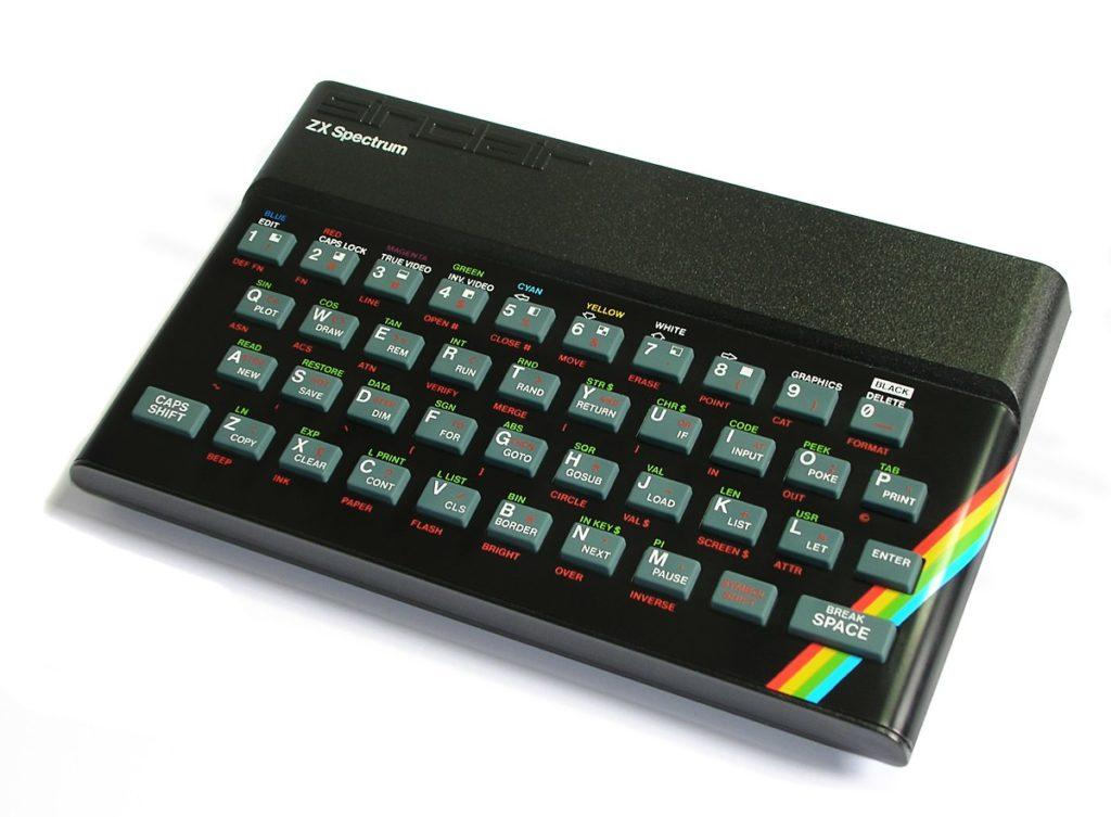 Sinclair ZX Spectrum 48K (1983)