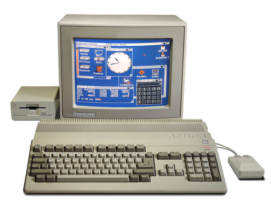 Amiga 500 (1987)