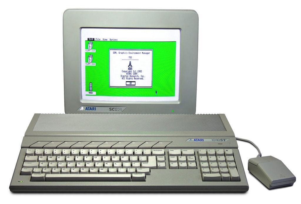 Atari 1040ST (1989)