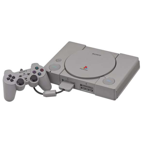 Sony Playstation (1995)