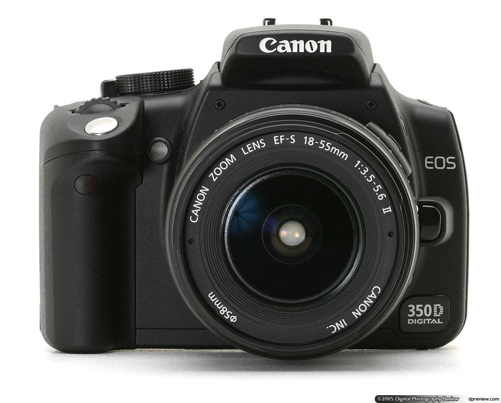 Canon EOS 350D (2010)