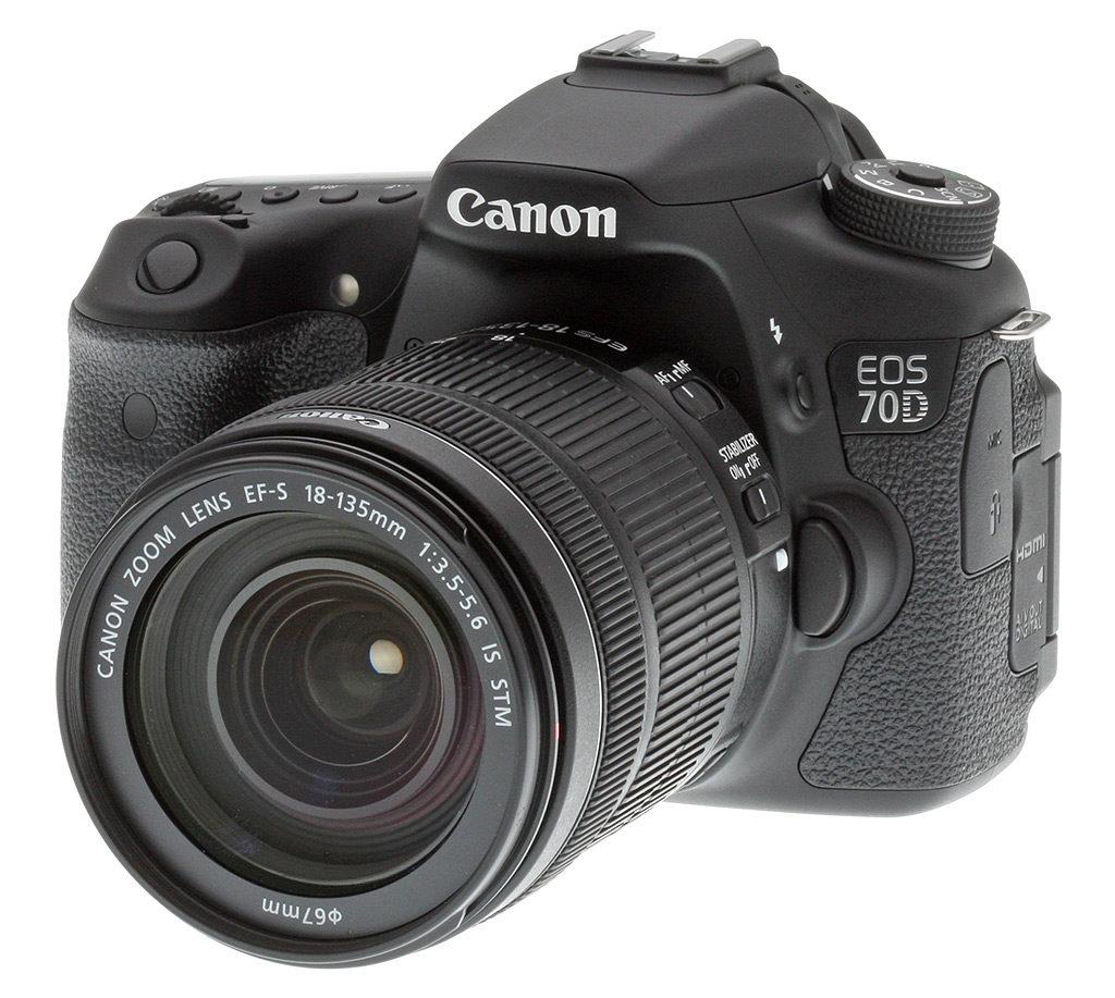 Canon EOS 70D (2015)
