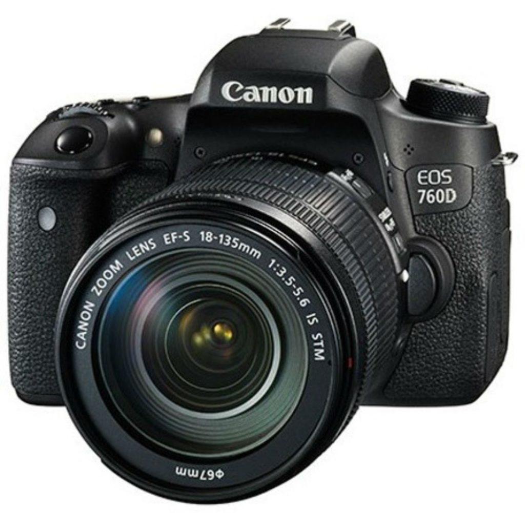 Canon EOS 760D (2015)