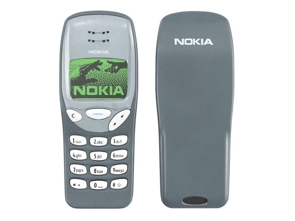 Nokia 3210 (1999)