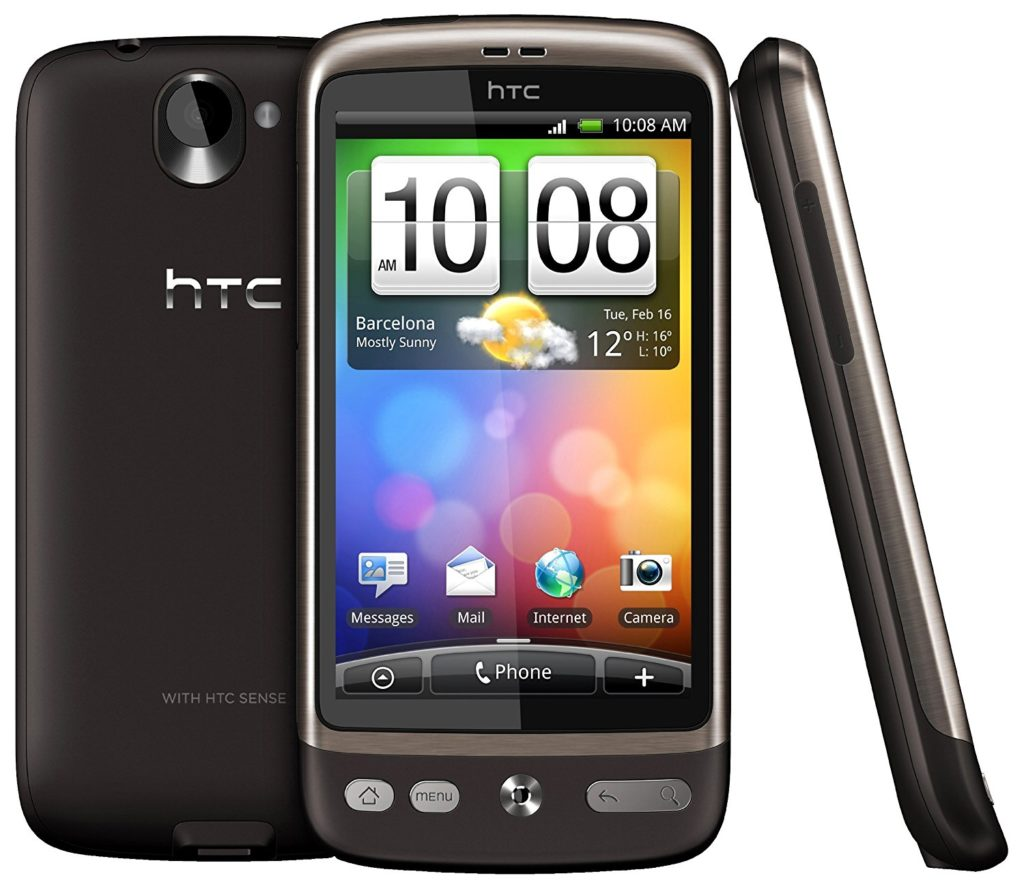 HTC Desire (2010)